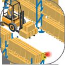 Forklift Alert System