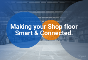 RipplesIOT Indoor location GPS pallet tracking platform, IOT software solutions for pallet tracking for smart factories, smart logistics, hospital asset tracking, hospital workflow monitoring, construction industry tracking