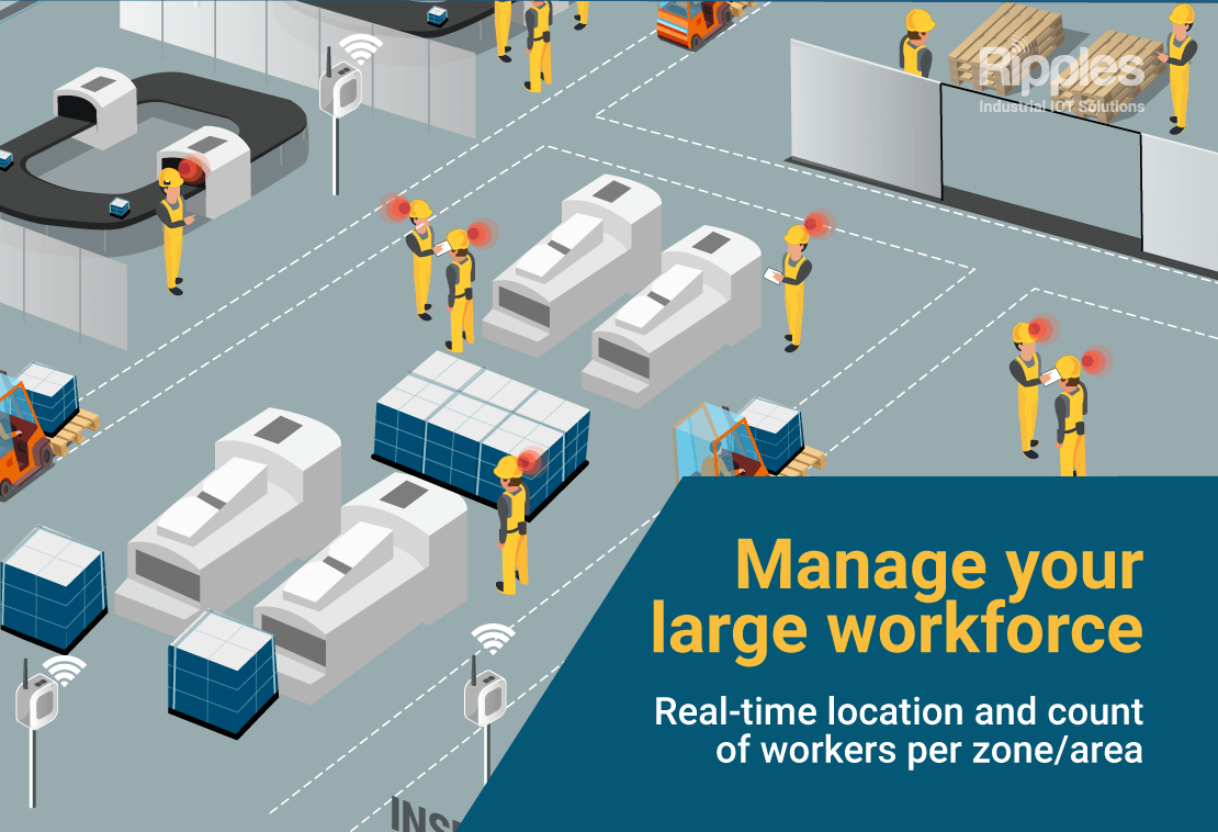 Manage your large workforce