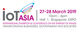 BLE, Zigbee sensors, Industrial IOT solutions, IoT Asia 2019 Singapore